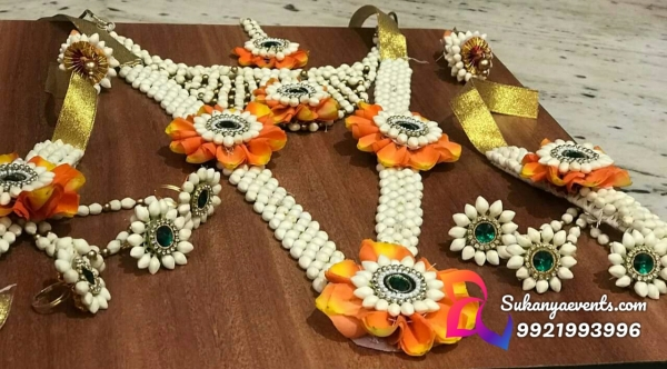 Real Flower Jewellery Offering Real Flower Jewellery For Baby